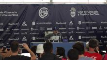 """""""Me duele el alma"""", dice Maradona ante derrota de Gimnasia en su debut como DT"""