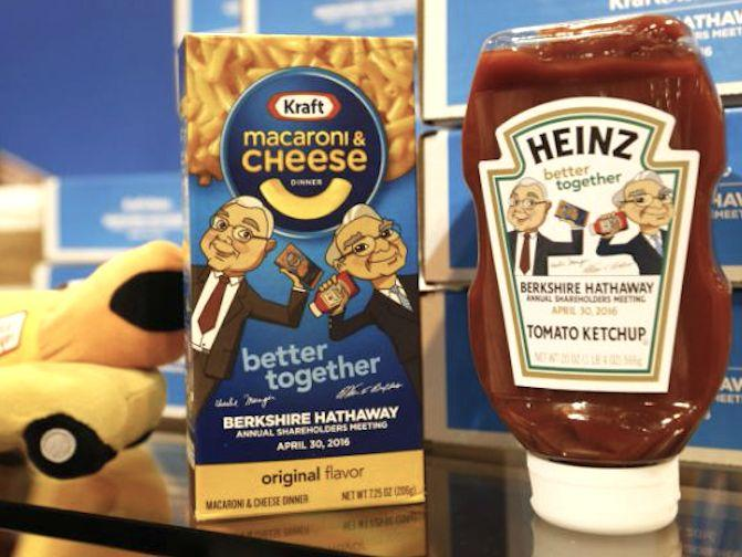 Berkshire Hathaway profit expectation slashed following Kraft Heinz stock crash
