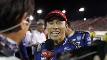Sato extends with Rahal as IndyCar free agency heats up