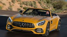 Mercedes-AMG GT C Roadster review: how much power is too much?