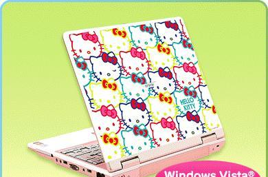 Hello Kitty claims two more Epson laptops
