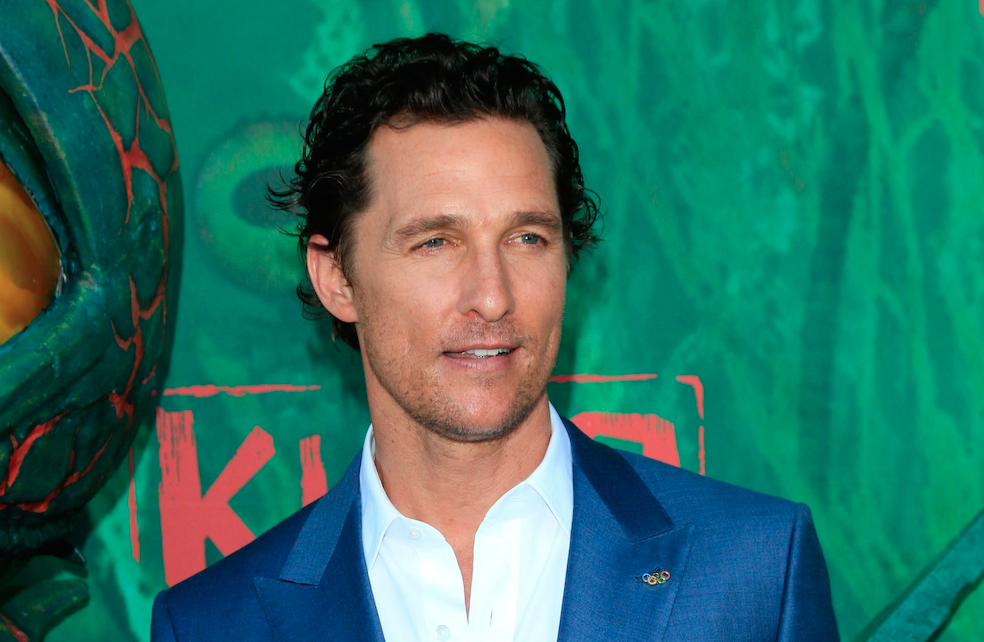 Matthew McConaughey Turned Down .5 Million Offer to Make Another Rom-Com Movie