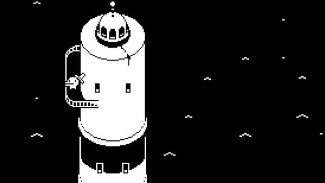 Black-and-white adventure 'Minit' lands on iOS and Android