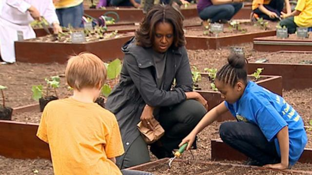Garden of Dreams: Tour the White House Garden With the First Lady's Food Guru