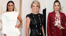 Julie Bishop stuns in $265k diamond jewels at exclusive charity 'do