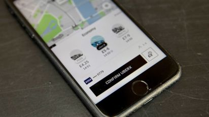 Uber told SoftBank about data breach first