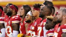 Fans boo moment of silence to acknowledge inequality in NFL opener