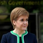 Scotland's Sturgeon lambasts virus-positive lawmaker for taking long train journey