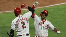 Winker homers, Reds beat White Sox 7-1 for 6th in a row