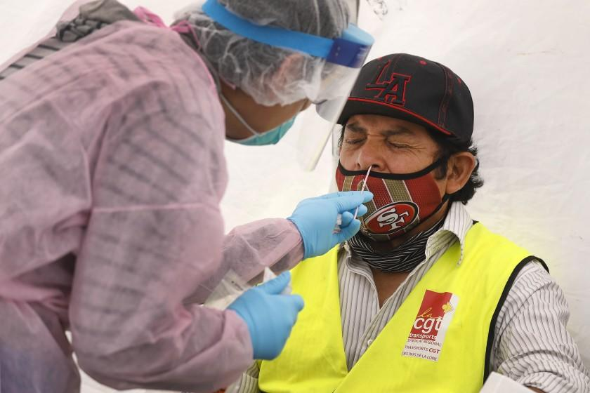 Orange County inflated its coronavirus test numbers by ...