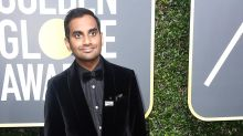 Aziz Ansari Skips SAG Awards in the Wake of Inappropriate Sexual Behavior Allegation
