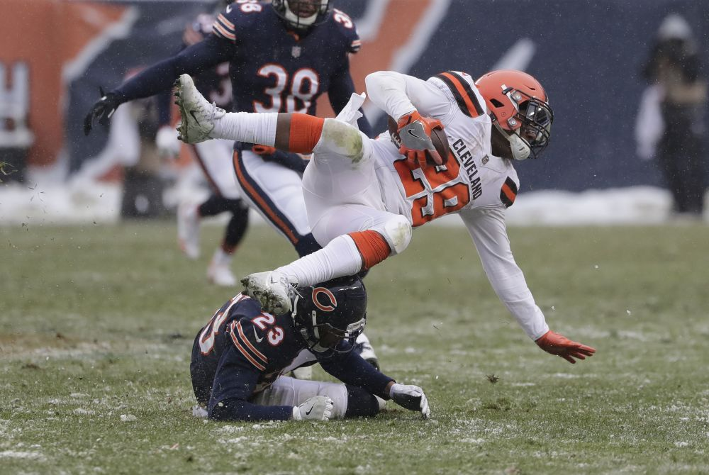 Can the Browns avoid an 0-16 season with a Week 17 win? (AP)