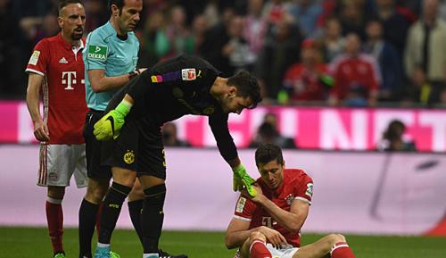 Champions League: Aufatmen beim FC Bayern: Lewandowski trainiert wieder