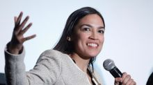 Alexandria Ocasio-Cortez says it can be 'empowering' when people make fun of her