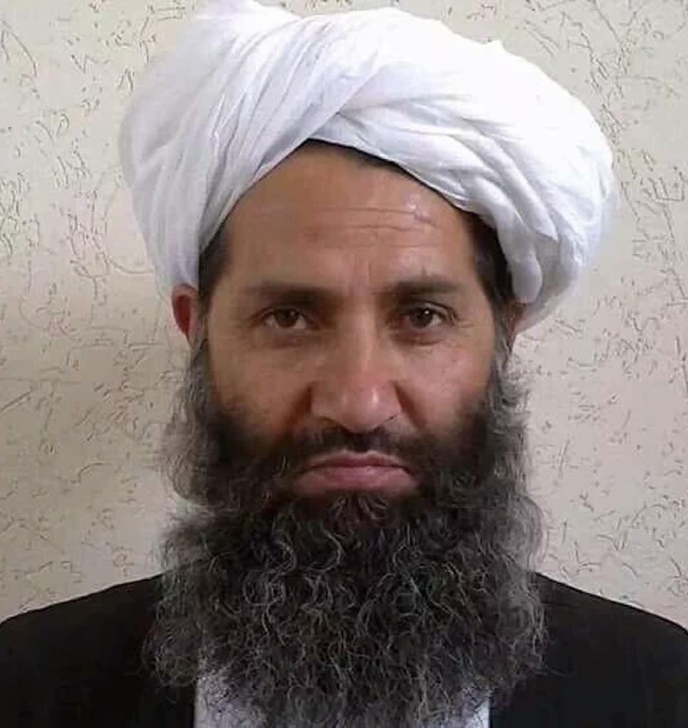Afghan Dan new taliban leader tells us to end afghan 'occupation'