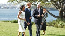 Herzogin Meghan in Sydney: Erste Geschenke für das Royal-Baby