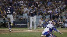 Actuación de Grandal exaspera a fanáticos de Dodgers