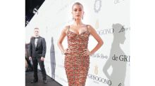 Hailey Baldwin Wore Her Most Glamorous Look To Date