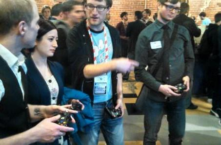 Seen@GDC: A bunch of indie games in one place