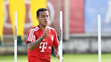 Injured Thiago misses Bayern clashes with Chelsea, Inter and AC Milan