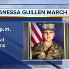 Justice for Vanessa Guillen march