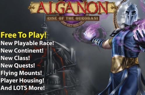 Rise of the Ourobani coming to Alganon this winter