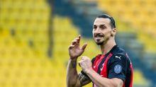 Ibrahimovic signs new Milan deal to take him past 40th birthday