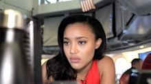 The story of 24-year-old equity trader Lauren Simmons will become a film starring Kiersey Clemons