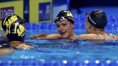'The future': 15-year-old qualifies for Olympics