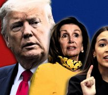 Trump rants about his women troubles: Kamala, Mika, Nancy and AOC