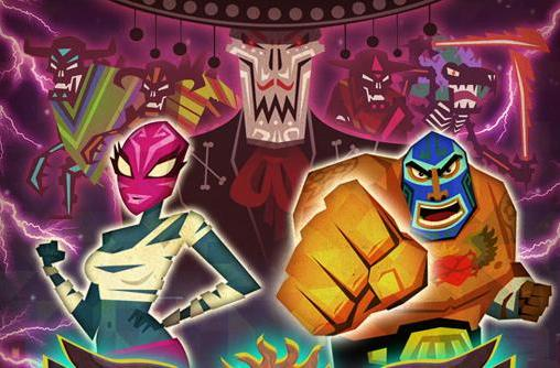 Guacamelee body-slams next-gen consoles in July