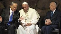 Pope Visits Holy Sites to Cap Mideast Trip