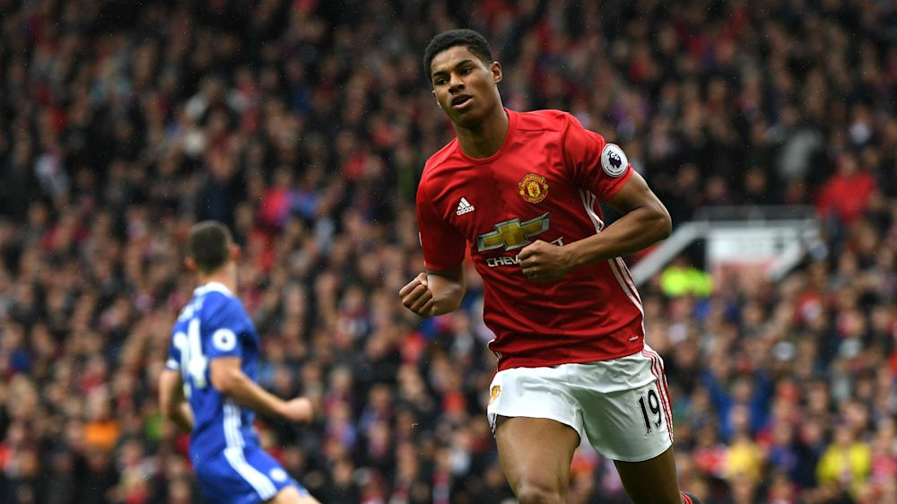 'Rashford wanted to be like Pirlo' - Man Utd forward now urged to be next Van Nistelrooy