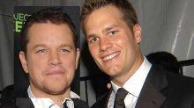 Matt Damon Hacks Ben Affleck's Facebook, Steals His BFF Tom Brady
