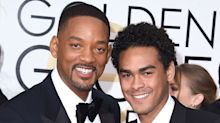 Will Smith Gets Teary Talking About Oldest Son Trey and Reveals How They 'Struggled for Years'