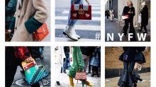 #NYFW 場外時尚街拍!一起來看看哪個品牌的手袋最受時尚達人歡迎?