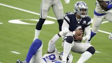 Questionable fourth-down decision and controversial call loom large in Cowboys' loss to Rams