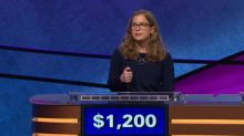 Yes, there was a Reese Witherspoon movies category on 'Jeopardy,' and this fan swept it