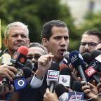 Maduro Blockades Guaido as He Heads to Showdown in Border Town