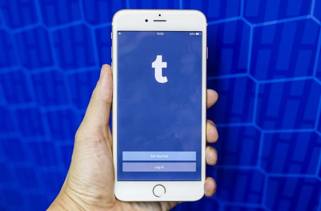 Tumblr for iOS disappears from the App Store