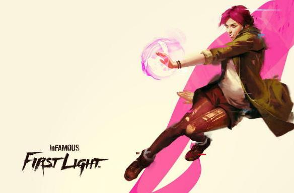 Infamous 'First Light' is indeed out in August