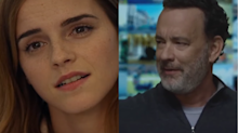 Emma Watson and Tom Hanks star in ominous trailer for tech thriller The Circle