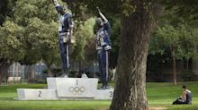 Who remembers Tommie Smith, John Carlos and the 1968 Olympics? San Jose State and Puma do.