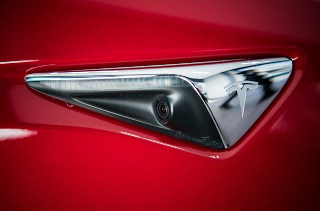 Tesla may offer remote access to your car's Autopilot cameras