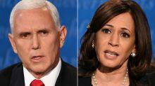 """Senhor vice-presidente, eu estou falando"": porque a frase de Kamala Harris viralizou"