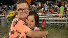 Sweet homecoming proposal video, between high school teens with Down syndrome, goes viral