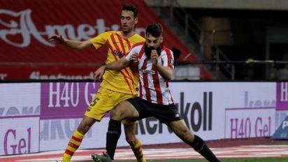 Athletic-Barça, Atlético-Elche y Levante-R. Madrid en la segunda jornada
