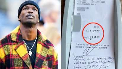 'Hope this helps': NFL legend's staggering tip