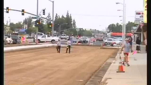 Businesses Frustrated By Beautification Project
