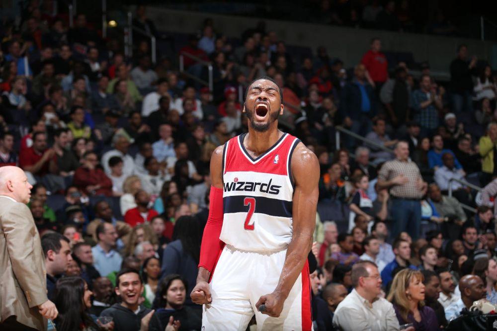 Wall, Wizards beat Hawks 101-97